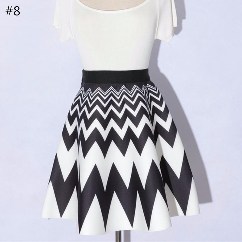 high waist skirt 10