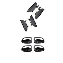 8 шт. набор внутренних и наружных дверных ручек для HYUNDAI ATOS 01/ATOS PRIME 01-/VISTO 01-