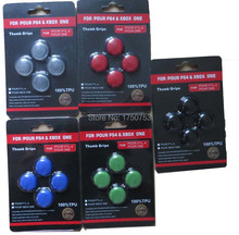 5 Colors Choice Thumbstick Covers Controller For Xbox one/xboxone Game Accessories Replacement Parts Thumb Sticks Caps