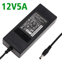 Article 12v 5a 5000ma Switching Power Supply LED Lamp Power Supply 12 V Power Supply 12v5a
