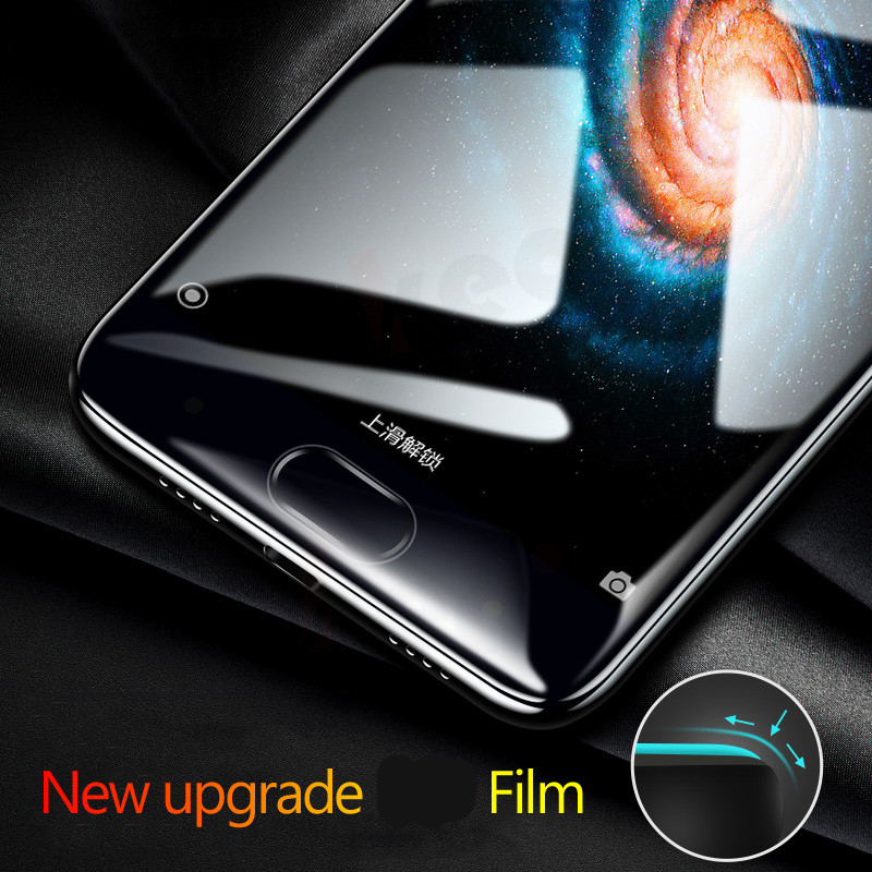 20D Full Cover Hydrogel Film For Xiaomi Redmi Note 7 6 5 Pro Screen Protector For Redmi 6A 5 Plus S2 4X Protective Soft Film