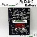 Новый Высокое Качество 2500 мАч батареи резервного Bateria Для Fly IQ4410 4410 Смартфон Аккумулятор Batterij + Номер для Отслеживания
