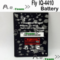 New High Quality 2500mAh battery IQ4410 backup Bateria For Fly 4410 Smartphone Batterie Batterij  +Tracking Number