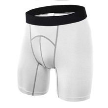4 Colors Men's casual Shorts fashion Fitness Workout Compression Hot Shorts