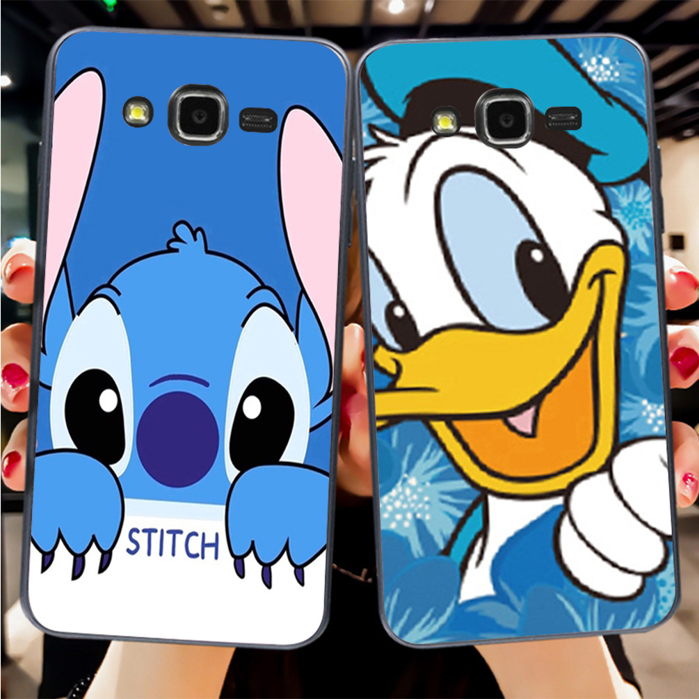 Aiboduo Cartoon cute character soft Phone Case cover Shell For Samsung J1 J3 J5 2016 or For GALAXY J7 a5 a53 a7 p82