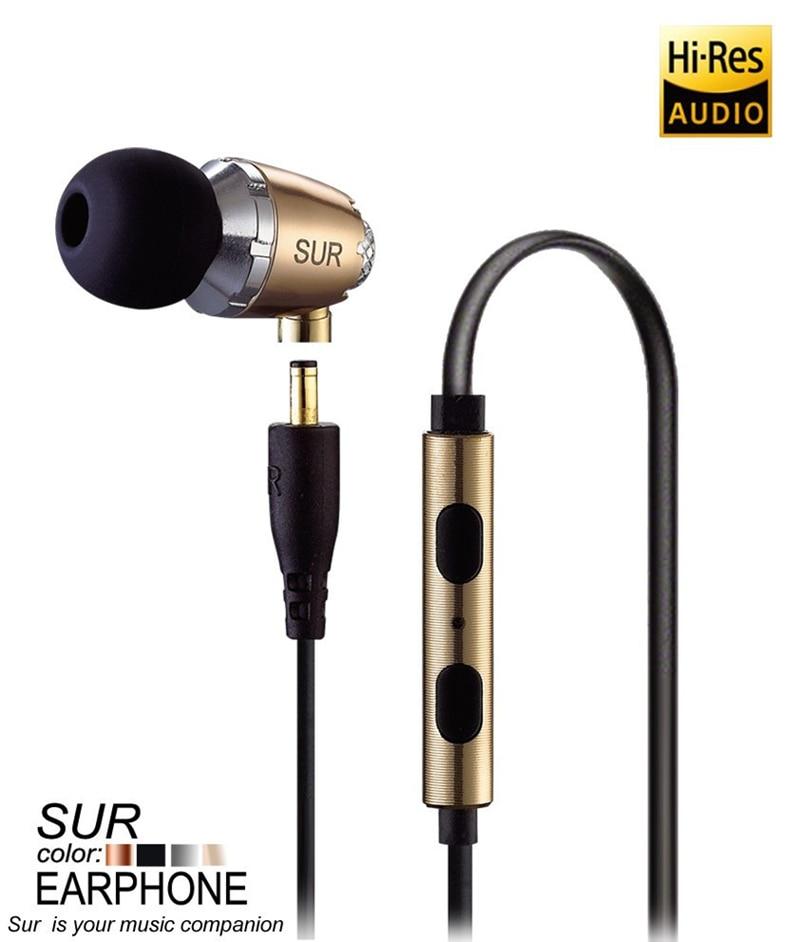 Diseño de moda Original JBMMJ SUR S520 En Auricular Auricular - Audio y video portátil - foto 1