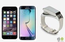Surmos Marke Neue Original TalkBand Smart Armband Bluetooth Dual-modus Schlaf-monitor Smartwatch Band Telefon PK huawe