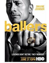 Ballers (2015) TV Dwayne Johnson, John David Washington Art Wall Decor Silk Print Poster