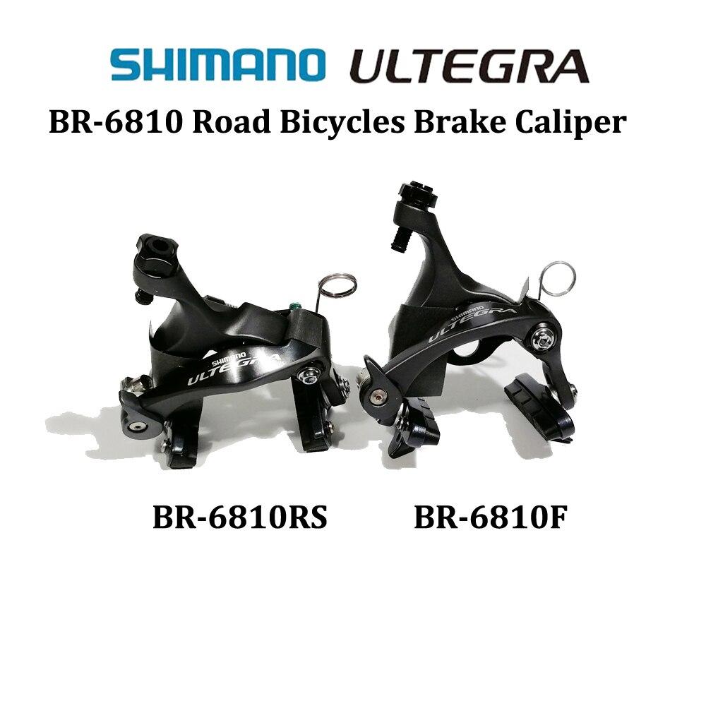 Frein V SHIMANO ULTEGRA BR R6810 à montage Direct étrier de frein frein de vélo de route R6810F R6810RS frein avant et arrière