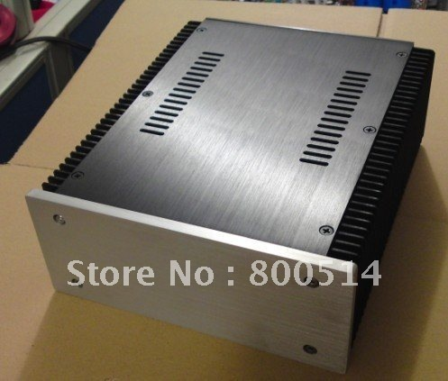 JC2109  Full aluminum Power amplifier chassis /  AMP Enclosure / case  BOX