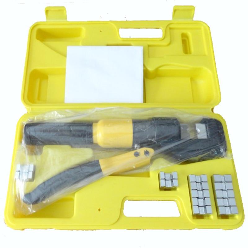 hydraulic crimping pliers YQK 70 6 70mm2 hydraulic cable lug crimping tool set