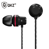 Earphone Original QKZ DM1 Supper Earphone Engine In Ear Earphone Auriculares Headset With Microphone For IPhone