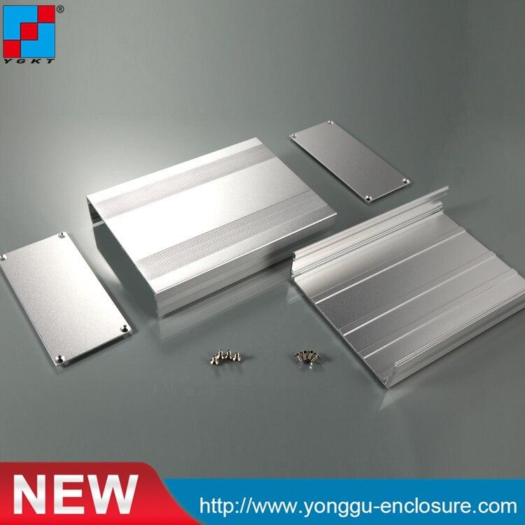 YGS-017-1 145*68*150/5.7 ''x 2.67'' x 5.9 ''(wxhxl) mm gabinete de extrusão de Alumínio placa PCB por China fornecedor
