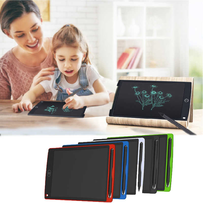 LCD Writing Tablet 8.5 Inches Handing Electronic Writing Board Drawing Tablet for Kids Gifts Drawing Tablet for Kids Color : Blue, Size : 8.5 inches