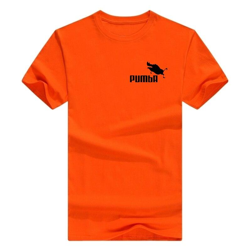 ENZGZL летняя новая мужская футболка из хлопка, футболки с коротким рукавом, высокое качество, футболки для мальчиков, топы темно-синего цвета, это я E4930 - Цвет: x-Orange
