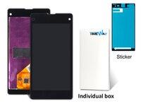 ソニーのxperia z1ミニm51w z1ミニd5503液晶画面表示でタッチデジタイザー新しい卸