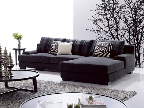 fabric sofa set sectional sofa corner sofa set in living room sofas
