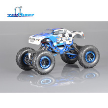 HSP RACING RC CARS KULAK 1/18 SCALE ELECTRIC ROCK CRAWLER 4WD OFF ROAD READY TO RUN REMOTE CONTROL TOYS (ITEM NO. 94680T3)