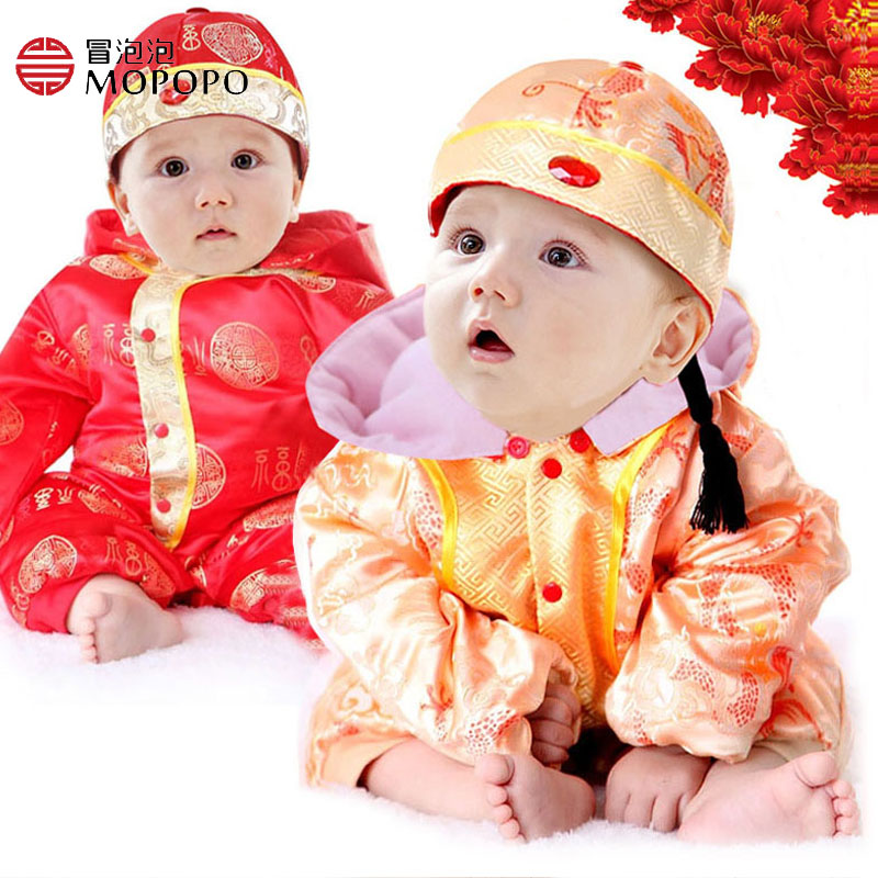 Mopopo Girl Romper Thick Warm Newborn Clothes Baby Romper Long Sleeve Winter China Infant Warm Jumpsuit Baby Girl Costumes puseky 2017 infant romper baby boys girls jumpsuit newborn bebe clothing hooded toddler baby clothes cute panda romper costumes