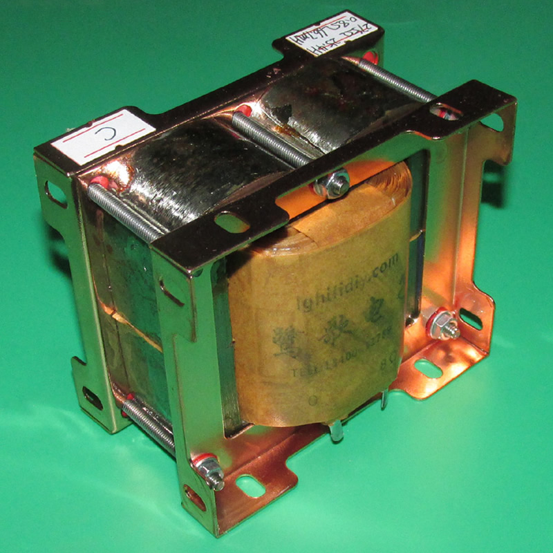 Amorphous 4C core tube 3K5 8 Euro single ended output transformer for 2A3 and 300B tubes