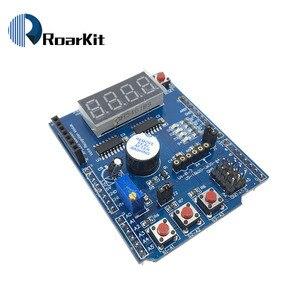 Image 2 - Kit de placa de expansión multifuncional, base de aprendizaje para arduino UNO r3 LENARDO mega 2560 Shield