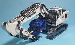 1/14 RC fernbedienung metall hydraulische bagger modell-946