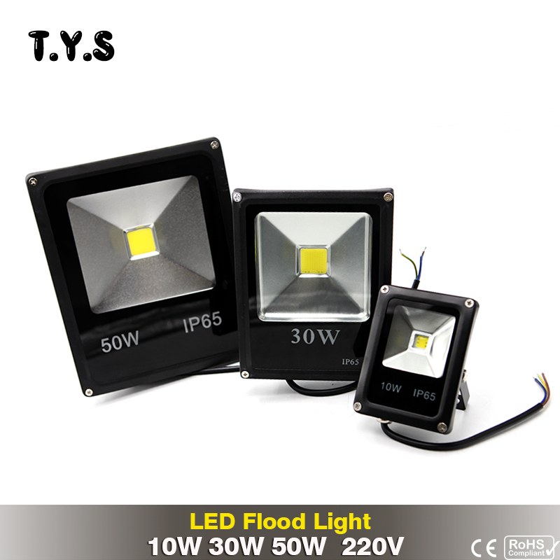 Led Flood Light In Ahmedabad: RGB LED Flood Light Waterproof IP65 Floodlight 50W 30W 10W