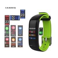 Pedometer Blood Pressure Monitor Smart Band Heart Rate Monitor Smartband Smart Bracelet Fitness Bracelet