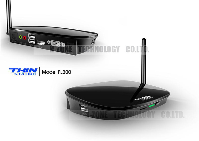 Новый беспроводной рабочая станция тонкий клиент шт ARM A9 двухъядерный 1 ГГц 512 м оперативной памяти 512 м флэш 1080 P HDMI RDP 7.0 тонкий клиент компьютер linux