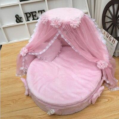 Confortable pet canapé lit beau chien lit chaud chenil chien maison adapté pour les chiens de moins de 16 livres beau et confortable