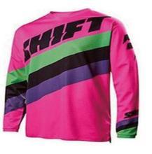 цена на Moto GP Mountain Bike Motocross Jersey BMX DH moto cross mountain off road Hot s ciclismo mtb Long MTB T-Shirt