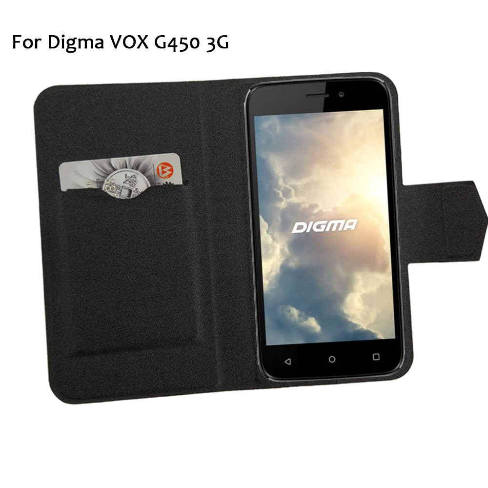 Phone Bags & Cases Trustful Yooyour Case For Digma Vox G450 Fashion Flip Leather Cover Wallet Style With Id Slot Stand For Digma Vox S505 3g