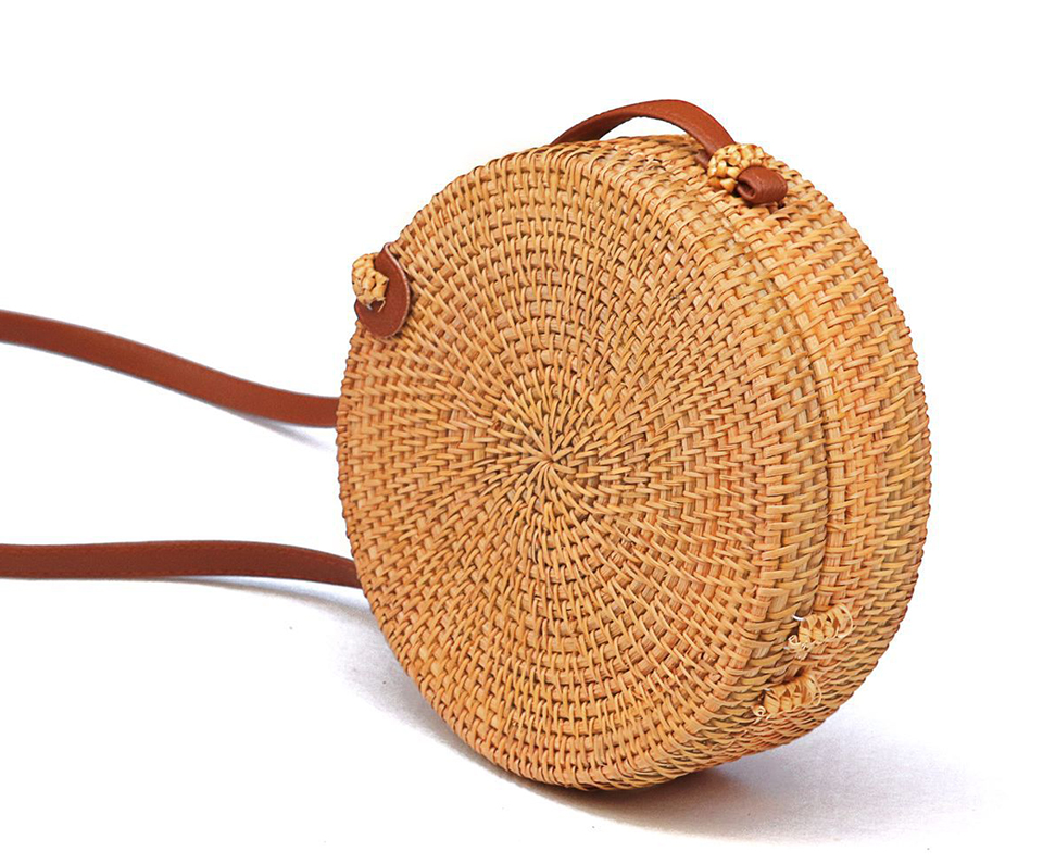 Straw Bags (3)
