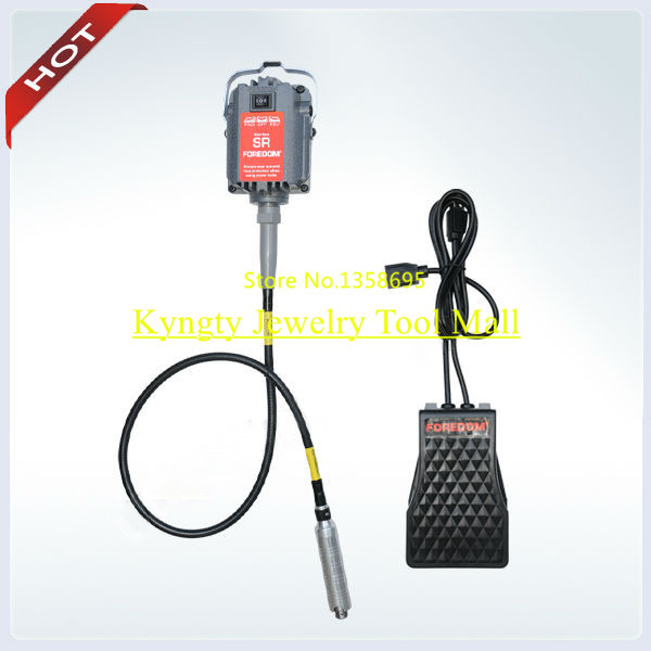 Jewelry Polishing Machine Tools and Equipment with 70pcs Polishing Accessories Free Charge 200 W 5000 RPM Good quantity