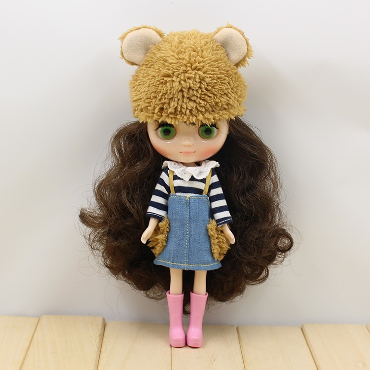 Middie Blythe Doll Outfit With Hat 3