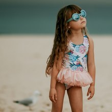 2019 Tutu Swimwear Baby Girls One Piece Outfit Summer Swim Suit Kids Girls Beach Clothing for Holiday Party One Piece Swimsuit цена