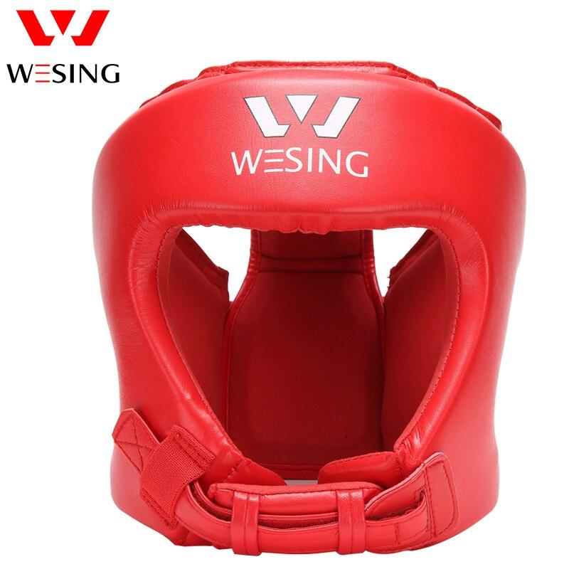 thai boxing headguard muay thai head protector thai headgear  for training 1009A1 boxing protector wushu sanda muay thai training boxing exercise chest protector target