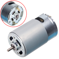 New Durable Miniature RS 550 Electric Motor 6 14 4V 3 65A Replacement For Various Cordless