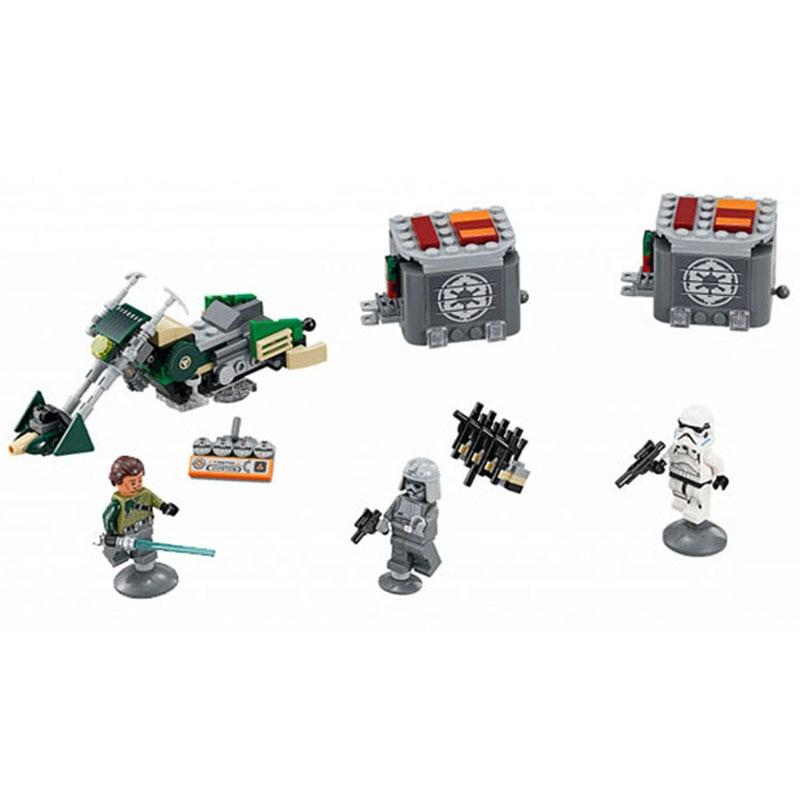 Pogo Gifts BL10574 Star Wars Building Blocks Bricks Toys Compatible Legoe