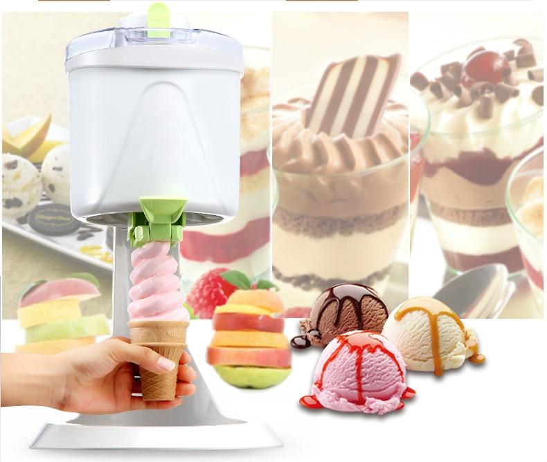 Лидер продаж СОФТ Мороженое машины Мороженое maker старомодный Мороженое maker