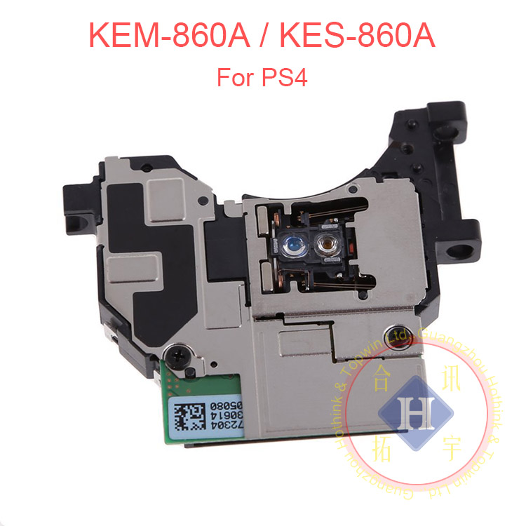 HOTHINK Replacement Original For Sony Play Station 4 <font><b>PS4</b></font> <font><b>Laser</b></font> Lens KES-860A KES 860A image