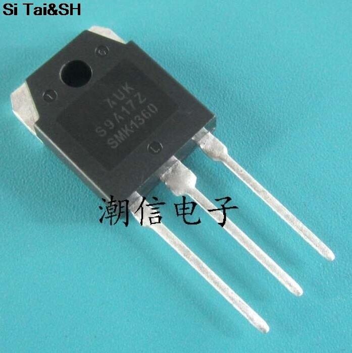 1pcs/lot SMK1360 TO-3P 600V 13A New Original