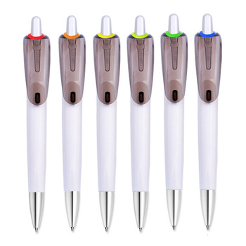 500 pcs/lot new promotional gifts customized logo pen for school and office writing