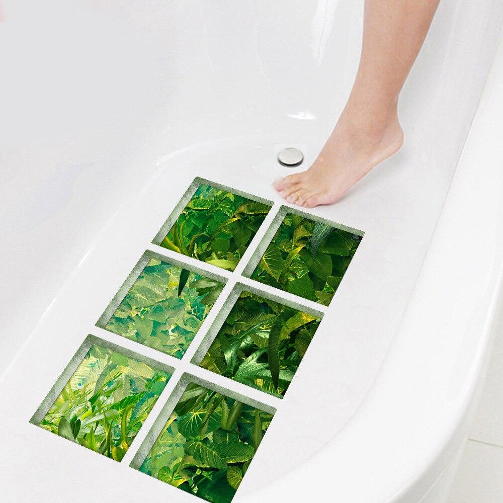 Bathtub Floor Stickers