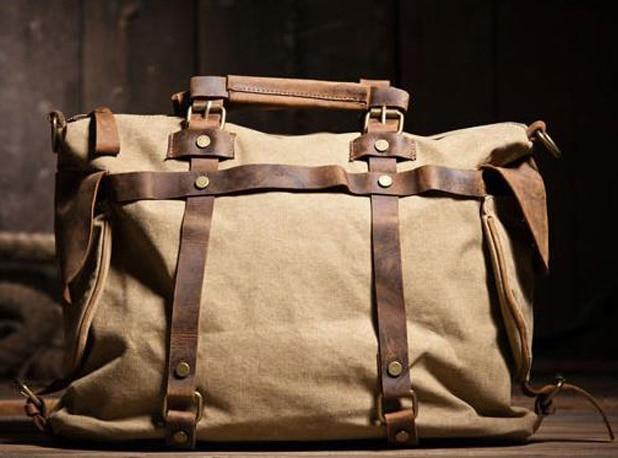 f504451757 Vintage Unisex military Canvas Men s Messenger Bag Crossbody Bag Men  Shoulder Bag Tote Duffle Bag Leisure Handbag M311