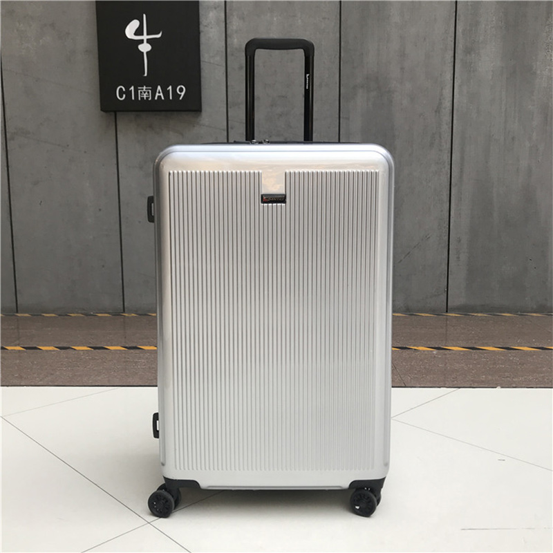 150b46116 High grade brand rolling luggage fashion suitcase travel box 20/24/28 inch  man