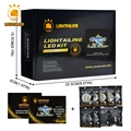 LIGHTAILING LED Licht Kit Für Creator Experte Die Neue Karussell Licht Set Kompatibel Mit 10257 (NICHT Enthalten Die Modell)