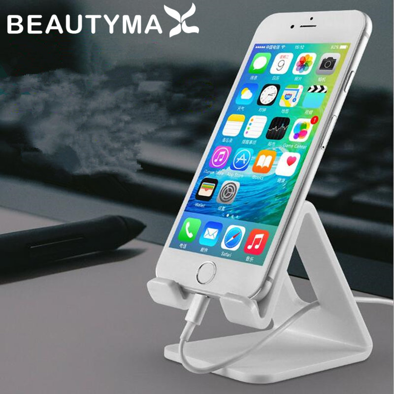 Simple But Effective Mobile Phone Holder Tablet Holder Stand Mount Display Table Holder Universal For Iphone X 9 8 7 6 Plus 5s