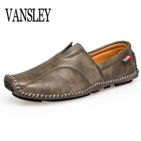 Mens Shoes Italy Loafers Tassels Men Flat Dress Shoes Plus Size Men Business Flat Driver Shoes