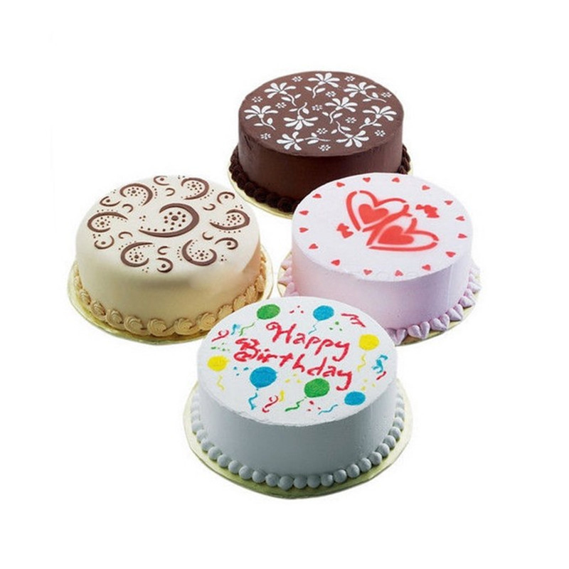 Aliexpress.com : Buy 12PC/3Set Set Flower 3D Fondant Cake ...